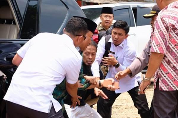 ASN Komentar di Medsos Soal Penusukan Wiranto Diperiksa Polisi