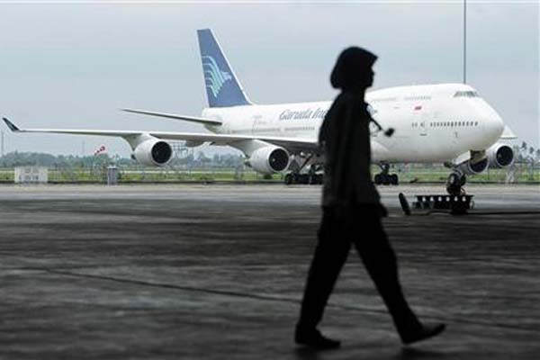 GMF Mantap Ekspansi Bengkel Pesawat ke Bangladesh