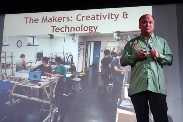 Ilham Habibie: Menyetarakan Ekonomi Digital