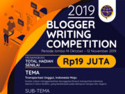 Kemenhub Gelar 'Blogger Writing Competition 2019'