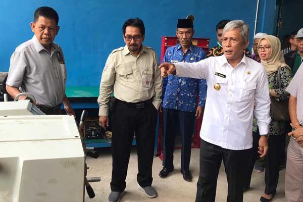 Modernisasi Pertanian Dongkrak Produksi Padi Kabupaten OKI