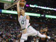 Hasil Basket NBA : Tatum Cemerlang, Celtics Gasak Pelicans