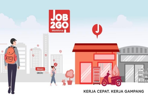 Job2Go, StartUp Besutan Anak Muda untuk Lowongan Pekerjaan