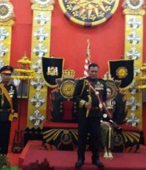 Polisi Tahan Raja dan Permaisuri Keraton Sejagat