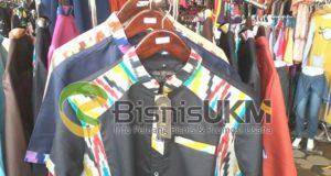 Geluti Bisnis Fashion Pria Motif Corak Insang Khas Melayu!