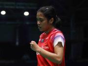Hasil Kejuaraan Bulu Tangkis Beregu Asia 2020, Gregoria Bawa Indonesia Memimpin