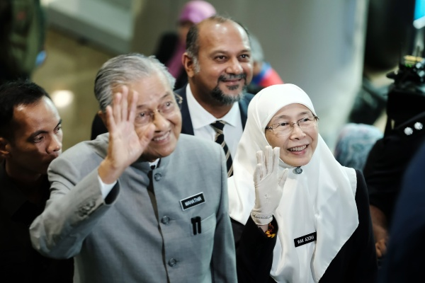 PM Mahathir Mundur, Indeks Saham Malaysia Turun