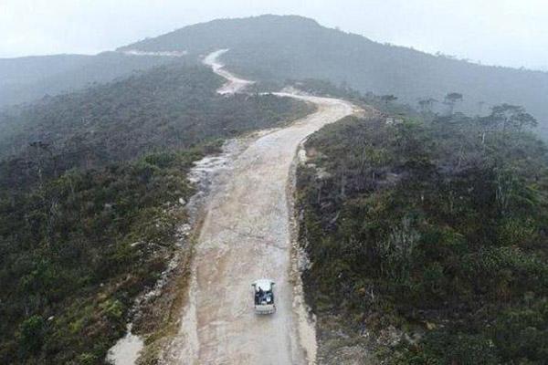Percepatan Pembangunan Jalan di Arfak Dialokasikan Rp50 Miliar