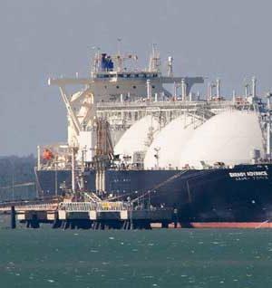 Permintaan LNG Diprediksi Mencapai 700 Juta Ton pada 2040