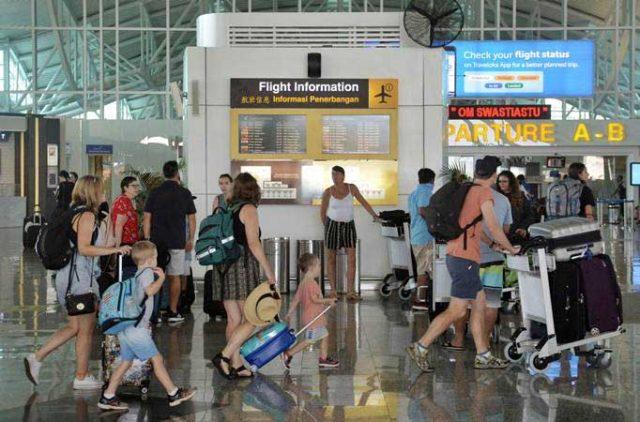 Angkasa Pura I Catat Belasan Ribu Penerbangan Batal Akibat Corona